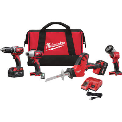 Milwaukee-power-tools-Red-brand-color